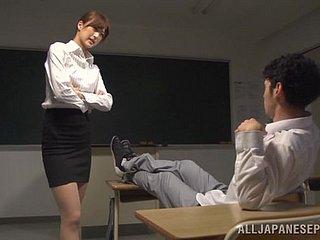 Lehrer Ficken Die Substitute Schulmädchen Fickt