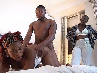 Porno africano video Gratis africano