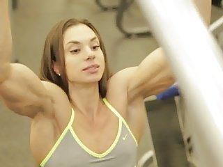 المرأة العضلية - أفلام إباحية مجانية تمامًا 8k